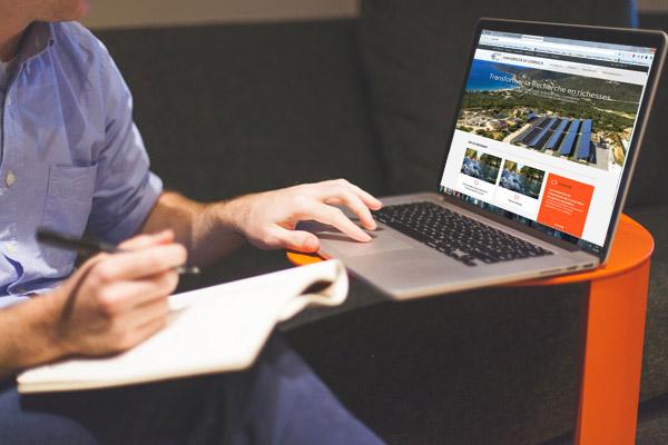 Le nouveau site internet de l'Université de Corse