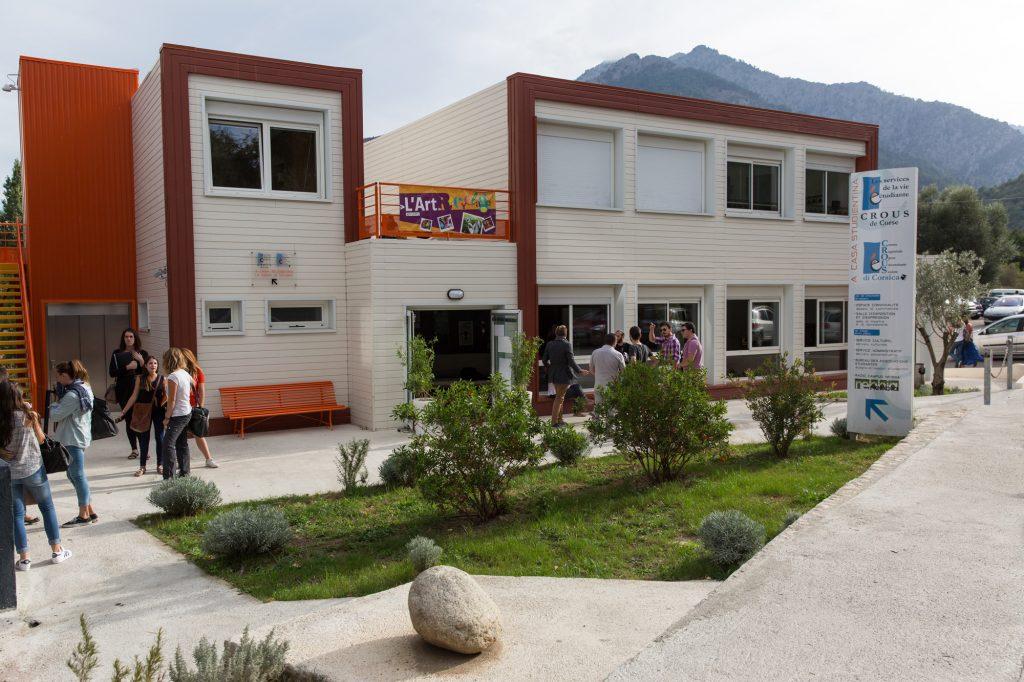 La Casa Studientina du CROUS de Corse