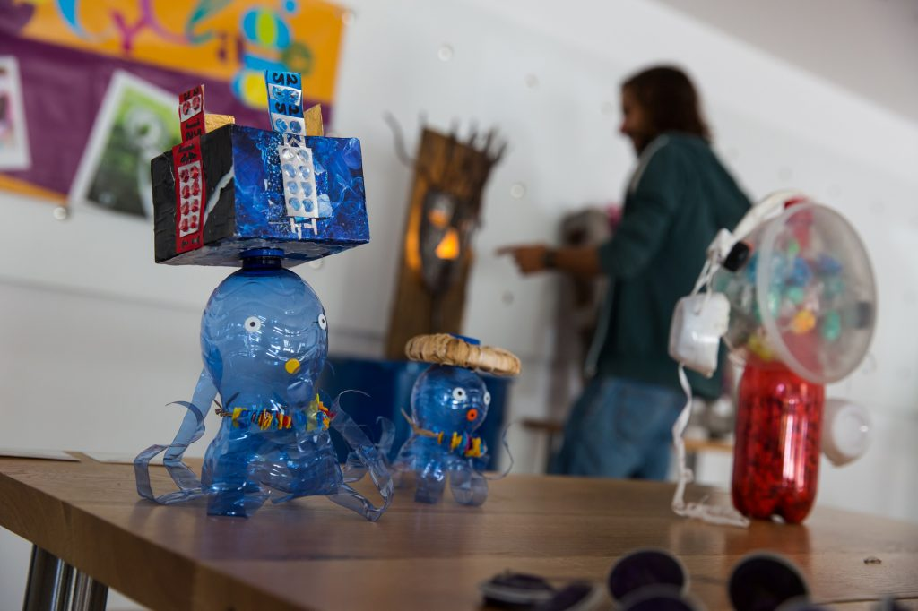 """Exposition sur """"l'art du tri"""" accueillie à la Casa Studientina"""