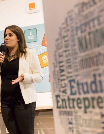 Laura Humphrey, lauréate du Premiu 2015