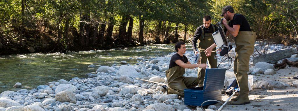 Projet de recherche Gestion des eaux en méditerranée