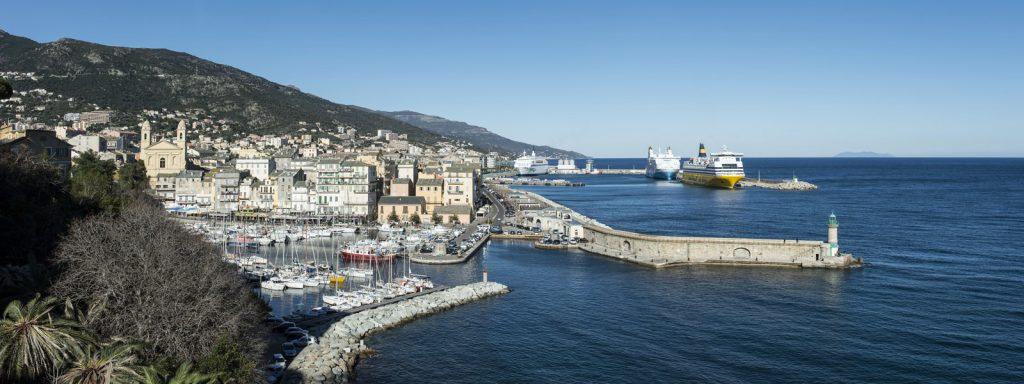 Port de Bastia Haute Corse