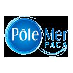 Logo Pôle mer PACA