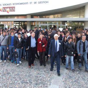 Rencontres Jeunes / Chercheurs CNRS - 2010