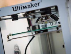 Imprimante 3D au Fab Lab Corti de l'Università di Corsica