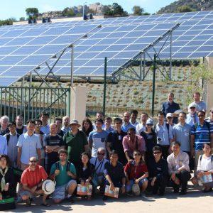 Réunion du réseau français-singapourien de recherche sur les énergies renouvelables, 2016