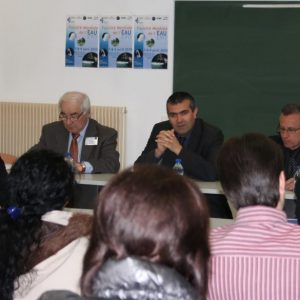 Faculté mondiale de l'eau - 2010