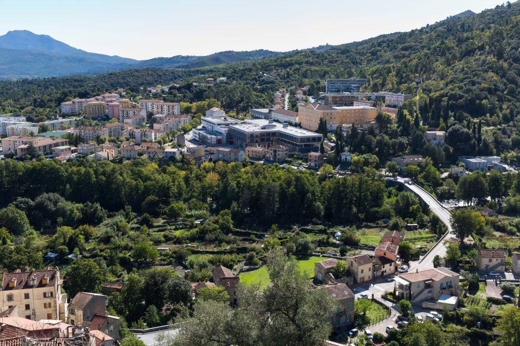 Le Campus Grimaldi en 2016