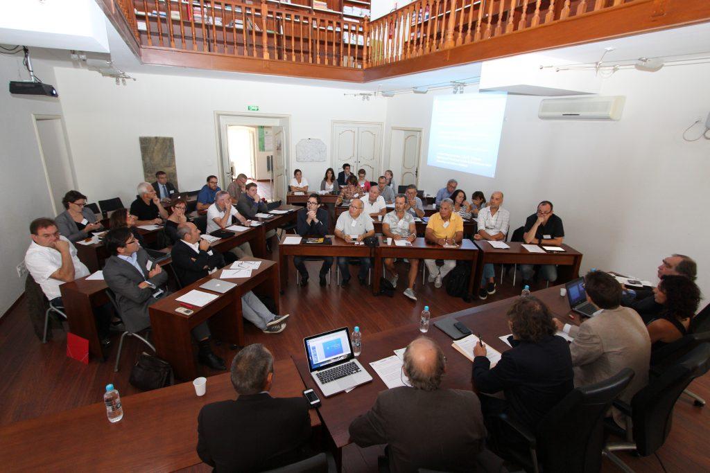 Réunion du réseau Sentinelles Corse à Corte