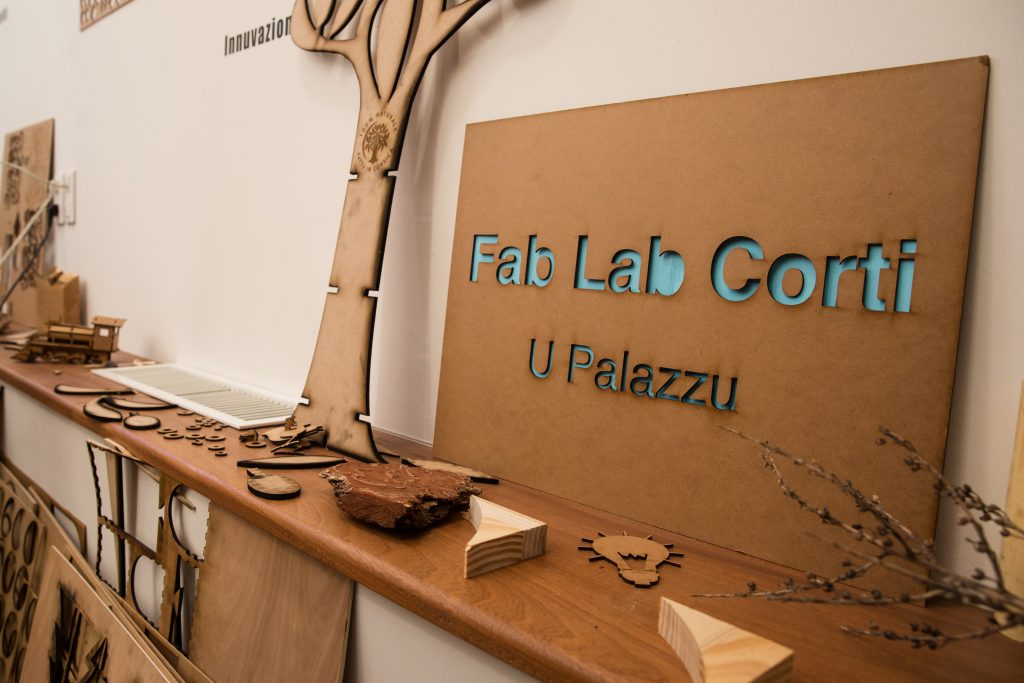 Fab Lab de l'Université de Corse