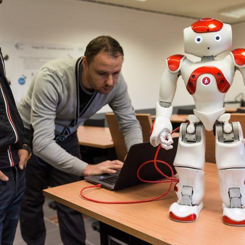 Nao, le robot humanoïde