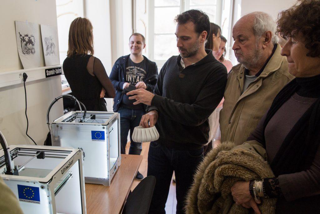 Fab Lab Corti - Università di Corsica