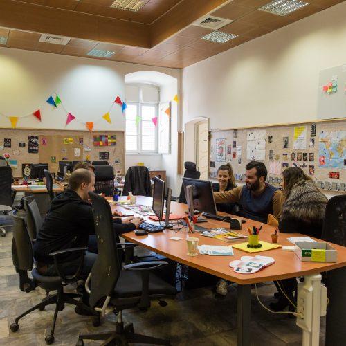 Fab Lab et espace de coworking