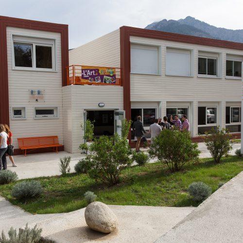 Casa studientina, Campus Mariani