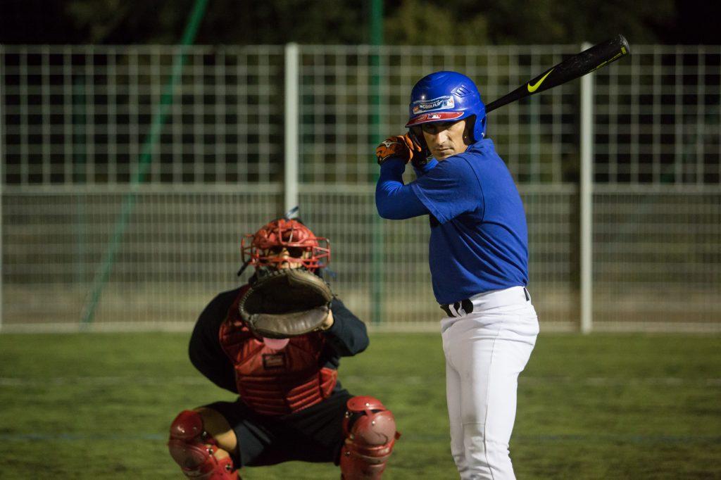 Le baseball, une des activités proposées par l'Université de Corse
