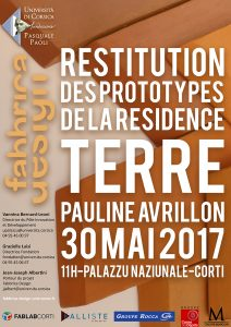 Restitution Fabbrica design